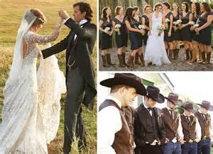 Country Western Wedding