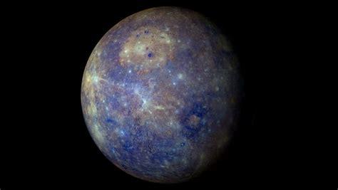 Mercury Rotating, The Mercury Spinning, Full Rotation