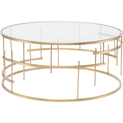 round gold coffee table round glass coffee table gold coffee table design ideas