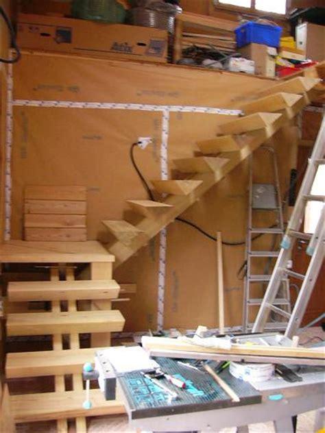 faire un escalier soi m 234 me forum menuiseries