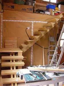 Fabriquer Son Escalier : fabriquer son escalier en bois ~ Premium-room.com Idées de Décoration