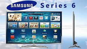 Samsung Full Hd 3d Smart Tv  U0026quot Series 6 U0026quot  6710 Unboxing And Back Panel Review   U0420 U0443 U0441 U0441 U043a U0438 U0439  U044f U0437 U044b U043a