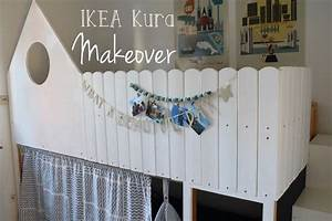 Ikea Bett Kinderzimmer : die besten 25 kura bett hack ideen auf pinterest kura bett ikea kura und kura hack ~ Frokenaadalensverden.com Haus und Dekorationen