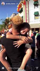 Jordan Fisher Surprises Niece Aubrey In The Cutest Way ...