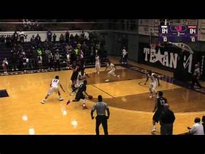 CSU-Pueblo Men's Basketball: Bronson Moton OT GW at No. 1 ...