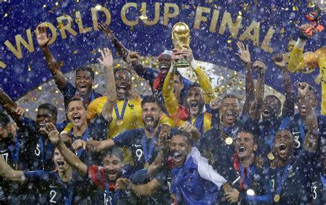 World Cup Wrap Deconstructing Les Bleus The Nation