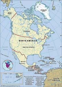 North America - The Canadian Shield | Britannica.com