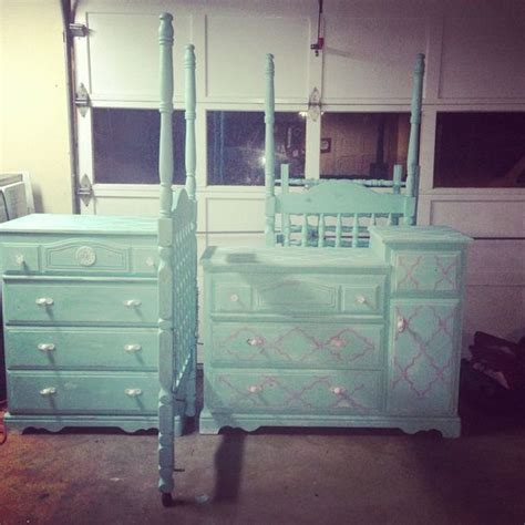 shabby chic turquoise furniture diy refurbish furniture baby furniture turquoise chalk paint furniture shabby chic baby