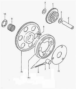 Gs  X Starter Clutch Issues     U0026 39 The Clang U0026 39