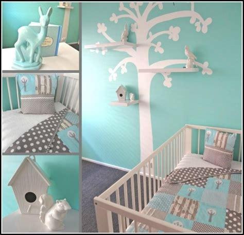 Ideen Wandgestaltung Babyzimmer  Kinderzimme  House Und