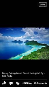 Bohey, Dulang, Island, Sabah, Malaysia