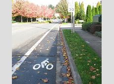 21 Good Reasons to Mark Bike Lanes City of Redmond