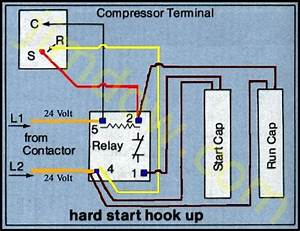 Copeland Compressor Wiring Diagram Single Phase