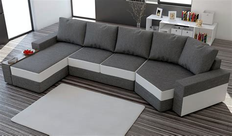 canape d angle confortable photos canapé d 39 angle convertible gris but