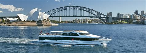 Parramatta Boat Cruise by Sydney Harbour Sightseeing Cruises Captain Cook Cruises