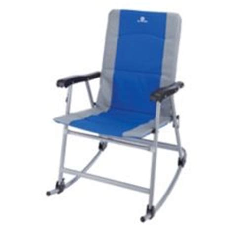 chaise bercante pliante cing outbound rocking armchair canadian tire