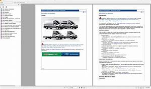 Ford Transit 2019 Workshop Manual