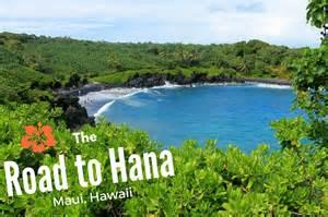 Hana Road Maui Hawaii