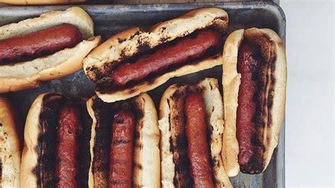 cook hot dogs    bon appetit bon appetit