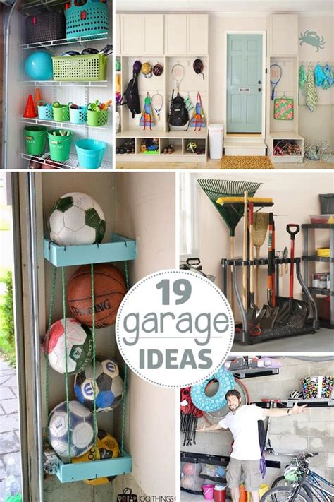 One Crazy House 18 Garage Envy Ideas  Knitting, Crochet