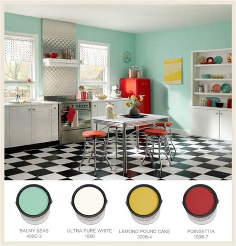1950s kitchen colors pros and cons of the 5 classic kitchen design layouts 1037