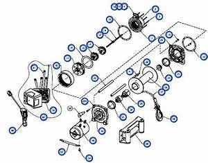 Warn Authorized Parts And Service Center For M8000 Winch