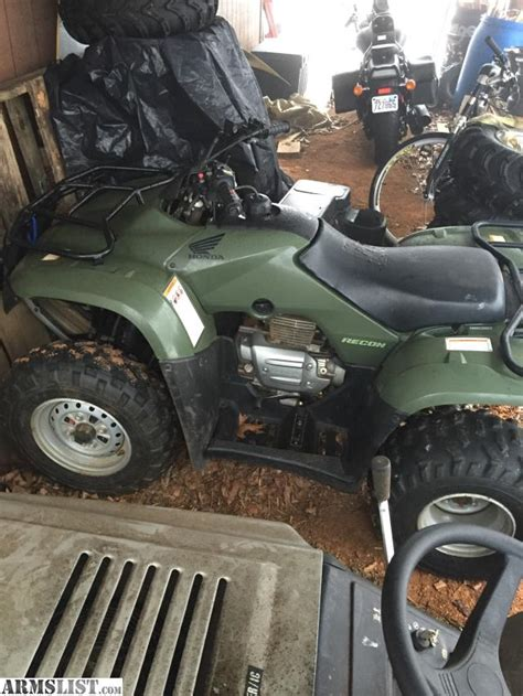 ARMSLIST   For Sale/Trade: Honda Recon 250