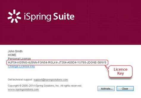 ispring suite license key