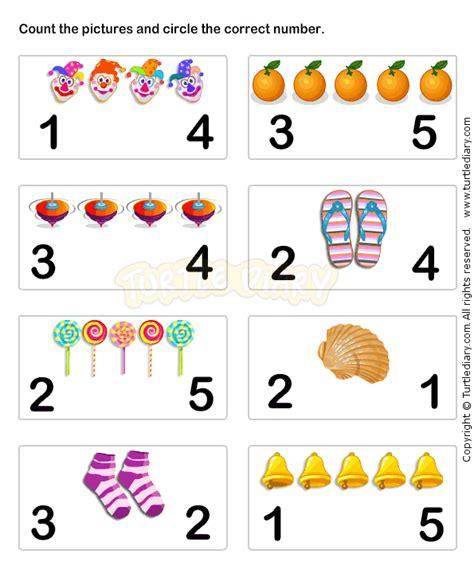 learn numbers worksheet4 math worksheets preschool worksheets school pinterest math