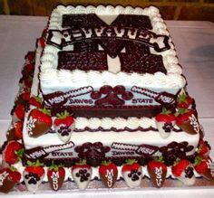 birthday cakes images mississippi state
