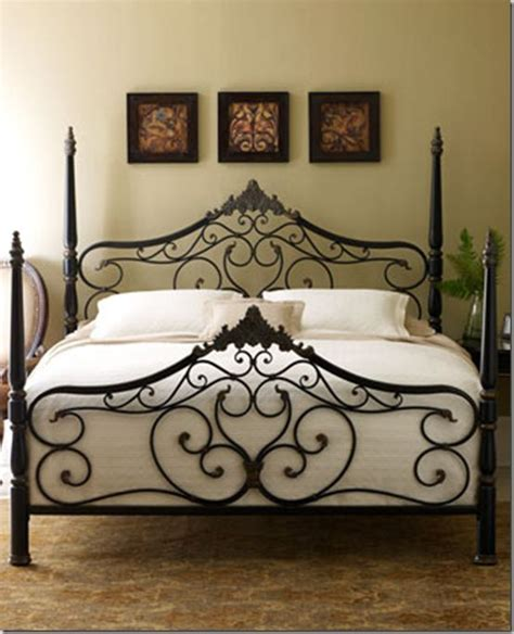 best 25 wrought iron beds ideas on iron bed