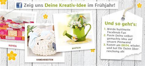 Zeig Uns Deine Kreativ-idee Im Frühjahr
