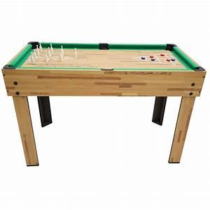 Table Jeux D Eau : table multi jeux deluxe 10 en 1 ~ Melissatoandfro.com Idées de Décoration