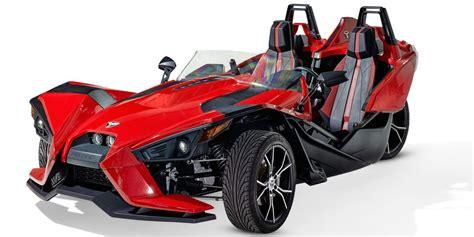 The Polaris Slingshot Is The ,000 Three-wheeler A