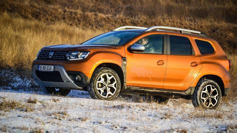 dacia duster prestige jahreswagen 2018 dacia duster dci 110 4x4 prestige review smarter