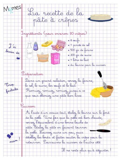 cuisiner simple et rapide recette de crêpe momes
