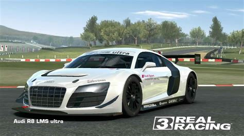 Audi R8 Lms Ultra [gameplay]