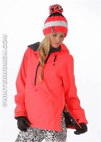 Jackets Pullover Snowboarding Snowboard Ski Jacket Firecracker