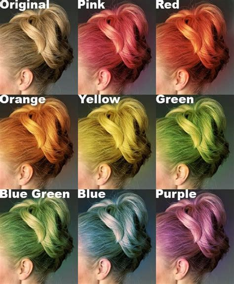 22 Best Images About Hair Color Hacks On Pinterest My