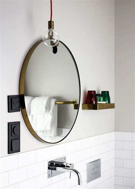 Surplus Bathroom Fixtures by 40 Refreshing Bathroom Mirror Designs Bored