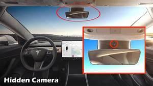 Tesla Model 3 Hidden Camera - YouTube