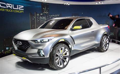 Hyundai Santa Cruz Pickup Takes Another Hiatus