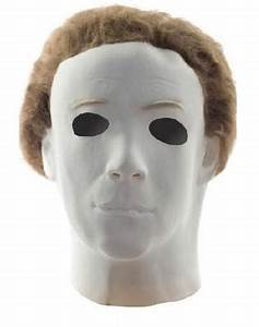 Michael Myers Halloween Mask Don Post Studios Rubber Latex ...