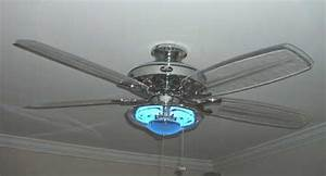 Neon light ceiling fan ? systems