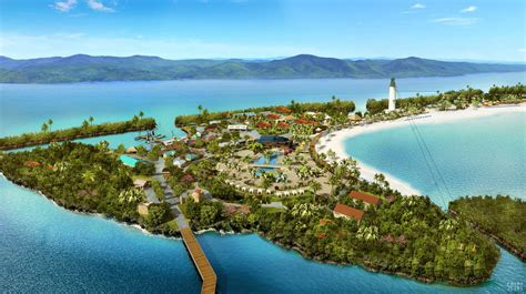 resort style port  call harvest caye revealed