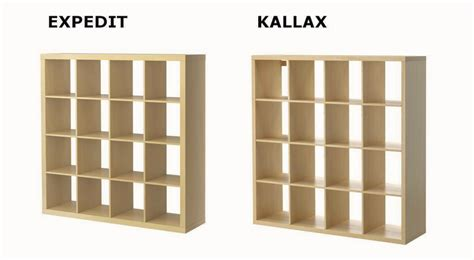 Ikea Uk Bookcases by Ikea Discontinues Expedit Shelving Ikea Kallax Is The