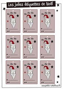 étiquettes De Noel à Imprimer : des tiquettes de no l ~ Melissatoandfro.com Idées de Décoration