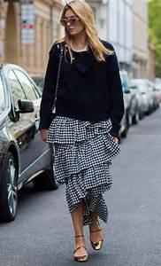 25 Best Ideas About Ruffle Skirt On Pinterest Ruffle