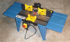 Woodworking Router Table