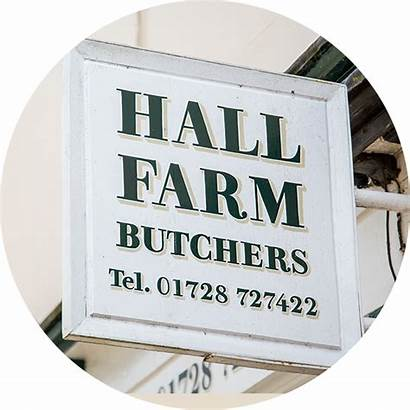 Framlingham Butcher Friendly Hall Farm